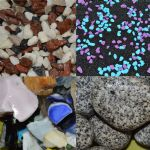Aquarium Sands, Gravels and Decorative Rocks/Pebbles